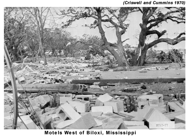 Hurricane camille pictures