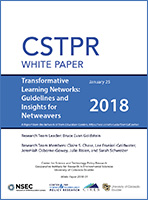 CSTPR White Papers