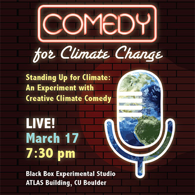Comedy for Climate Change