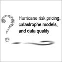 Hurricanes risk pricing