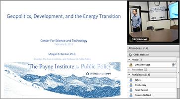 CSTPR Seminar